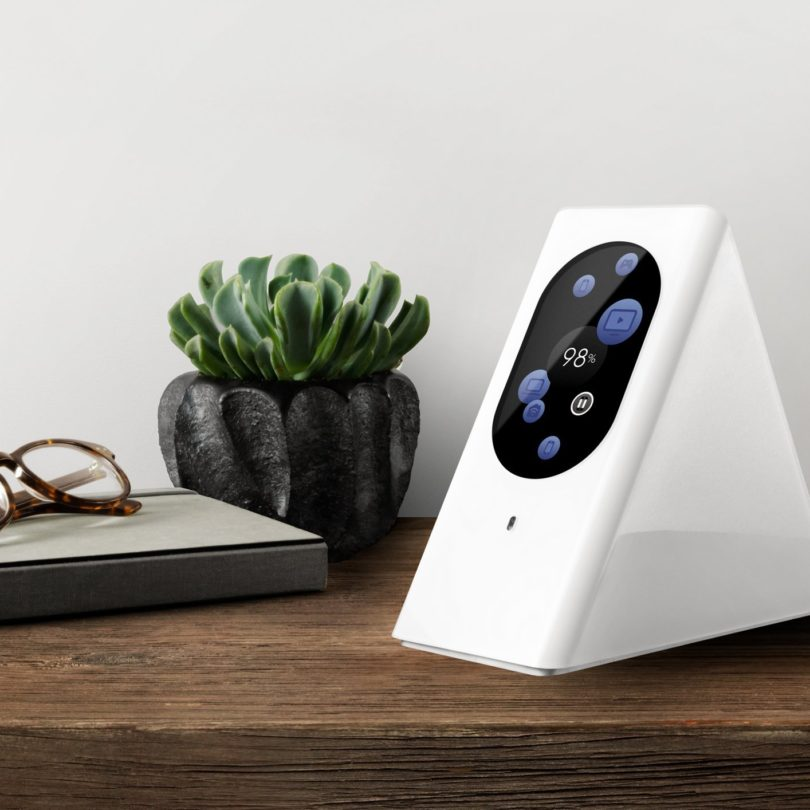 Starry Station – Touchscreen WiFi Router