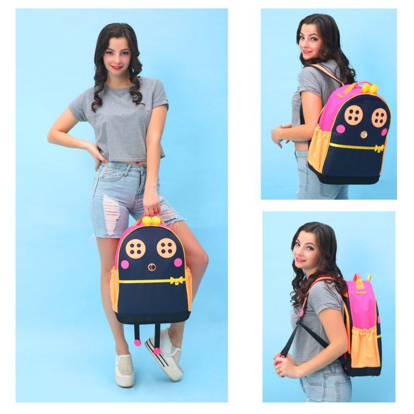 Miss Locker Cute Backpack