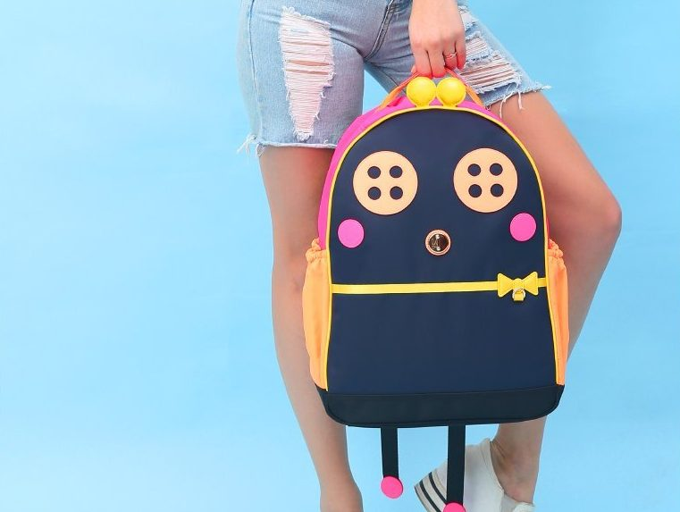 Miss Locker Cute Backpack
