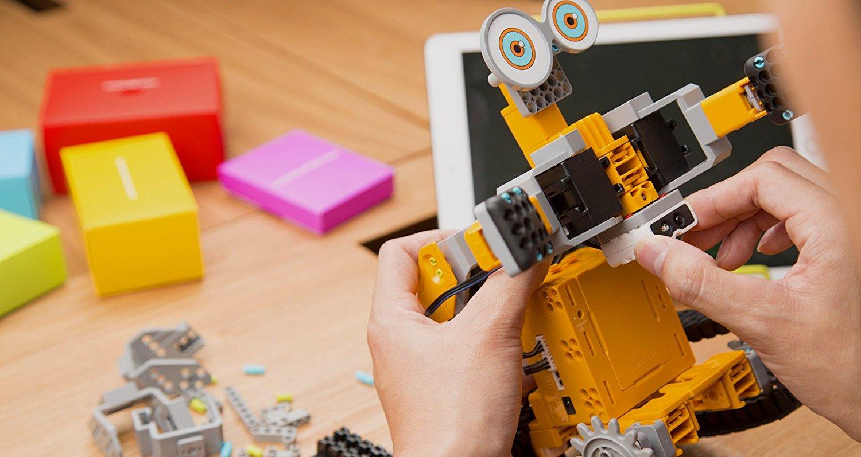 UBTECH Jimu Robot Tankbot App Enabled Stem Learning