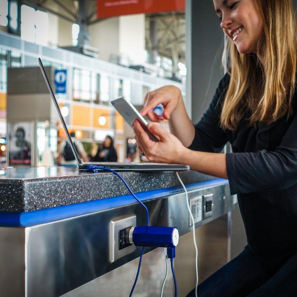 Zolt Portable Laptop AC Charger