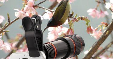 Smartphone Telephoto PRO Clear Image Camera Lens