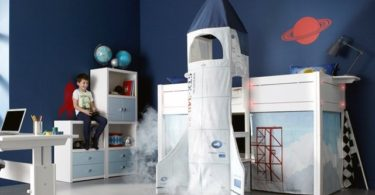 Discovery Space Rocket Bed by Lifetime