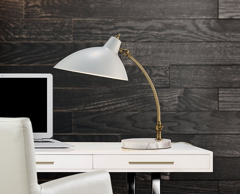 Adesso Peggy 15″-18″ Desk Lamp