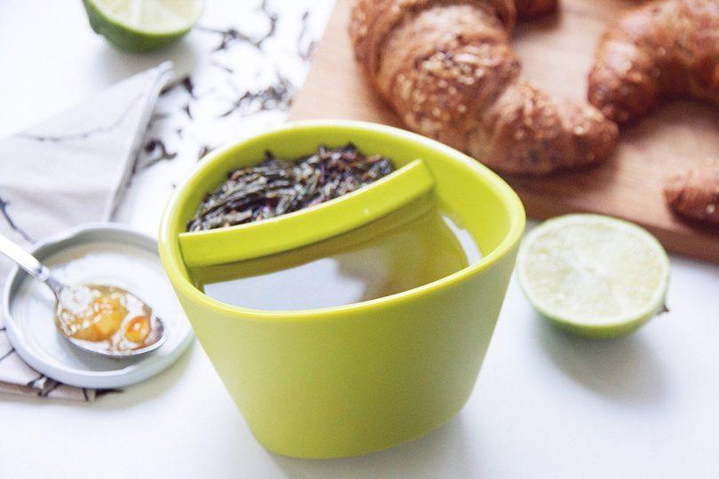 Teacup – Tea Green