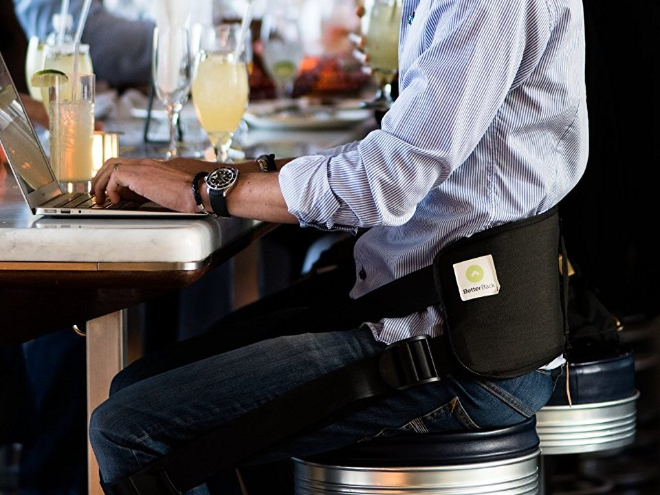 BetterBack – Correct Back Posture While Sitting