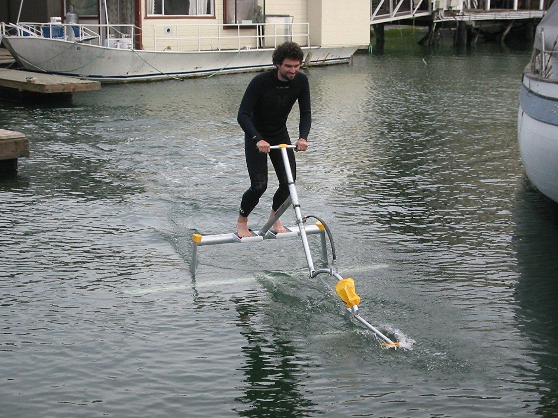 Waterskipper the sea scooter