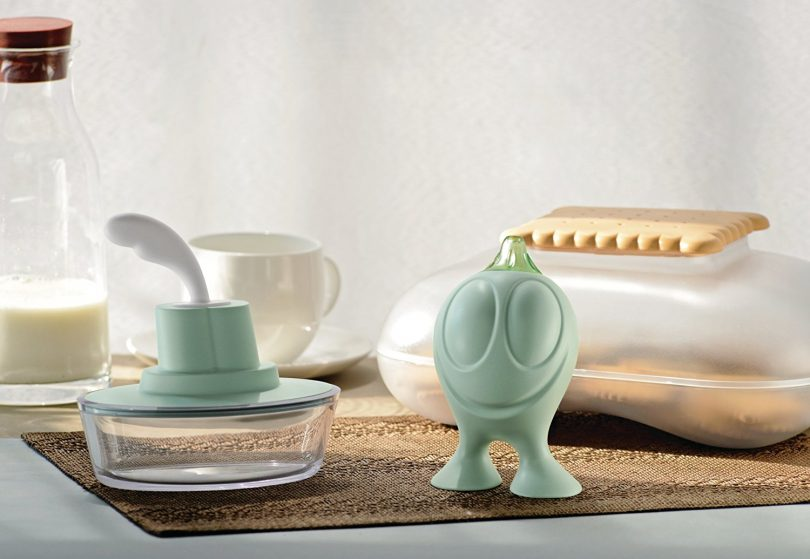 """Alessi """"Ship Shape"""" Container"""