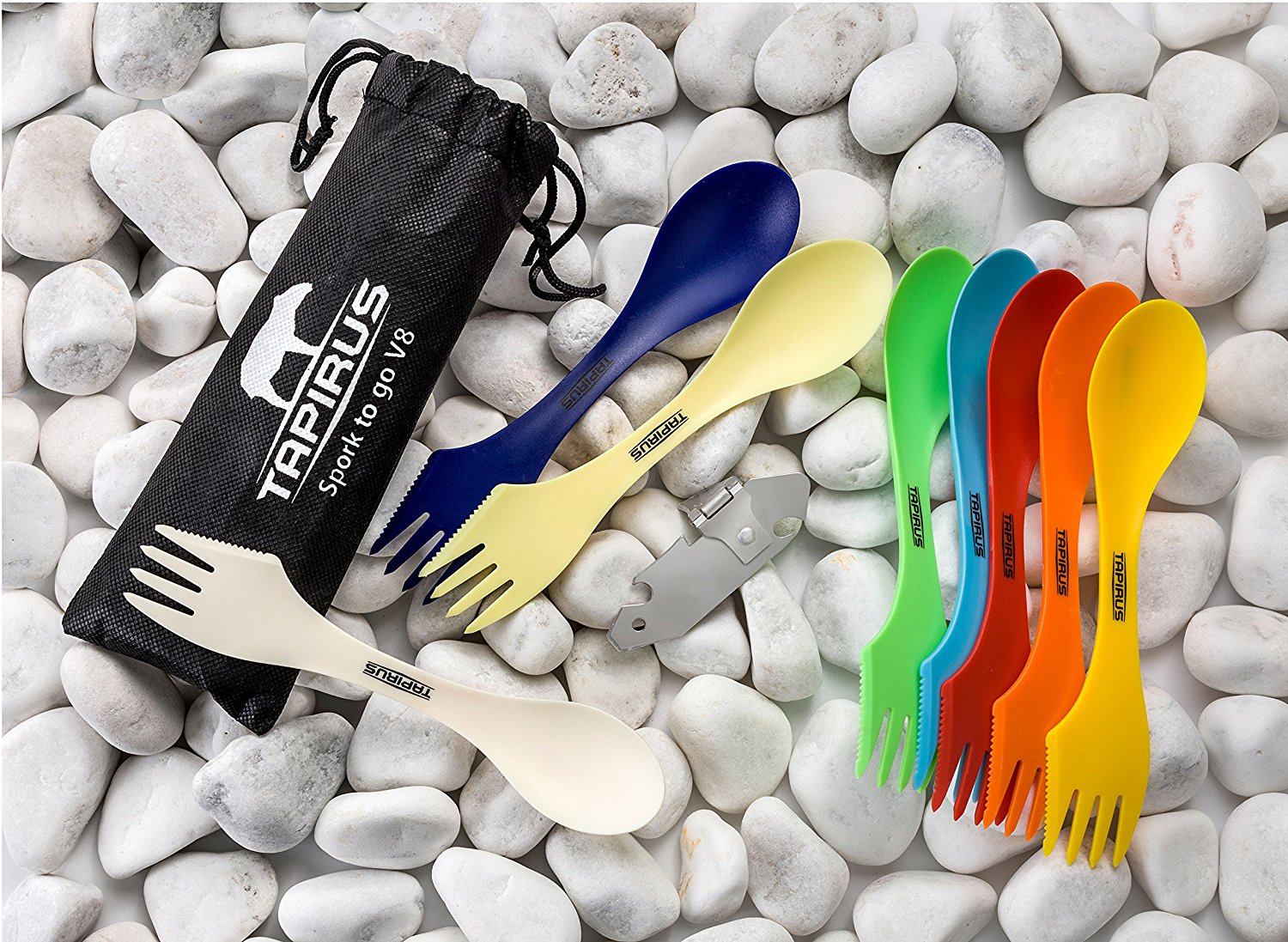 Tapirus Spork To Go V8 Set