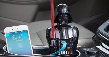 Darth Vader Star Wars USB Car Charger