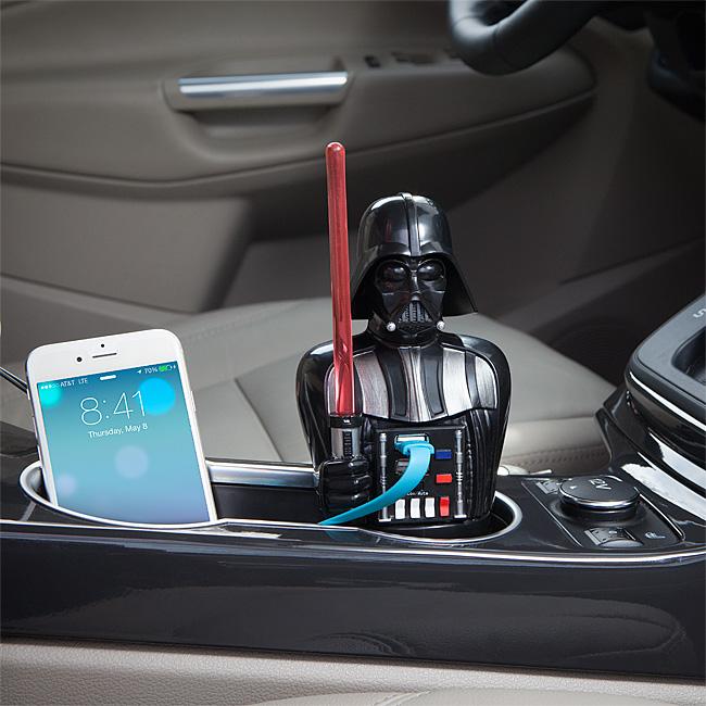 Darth Vader Star Wars USB Car Charger » Petagadget