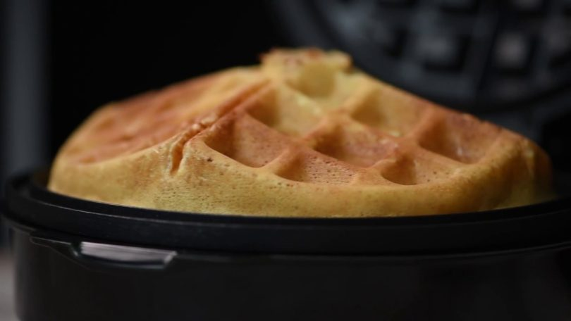 Chefman Perfect Pour Volcano Waffle Maker