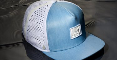 The Chambray Nomad Snapback