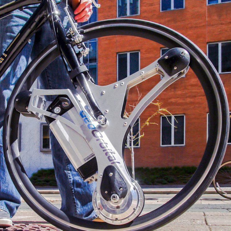 GeoOrbital Wheel Electric Bike Wheel