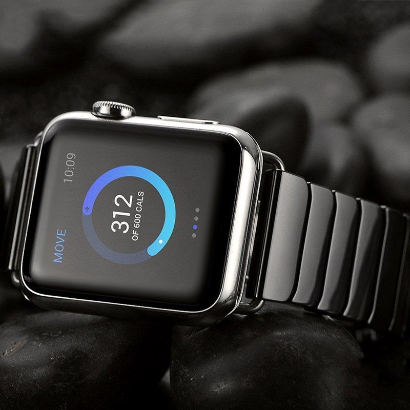 Ceramic Apple Watch Band