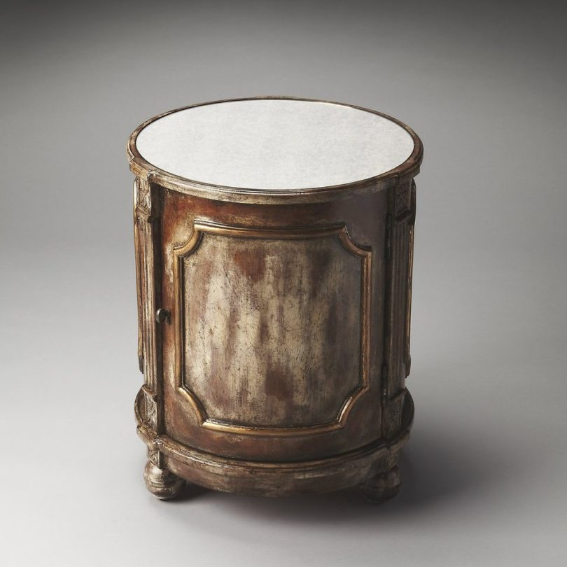 Butler Drum Table