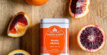 Blood Orange Fruit Tea
