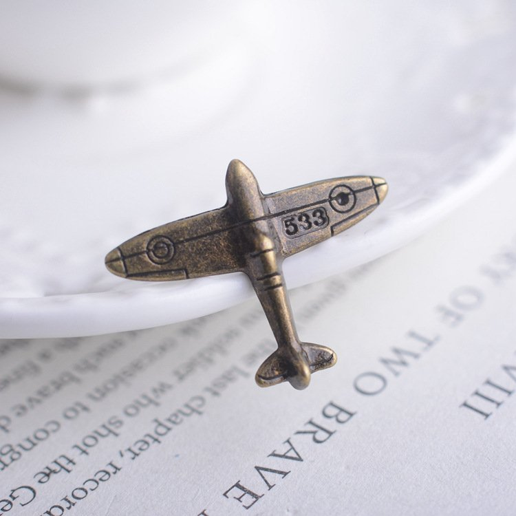 British Spitfire Lapel Pin