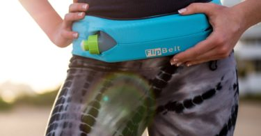 FlipBelt Aqua Hydration Belt