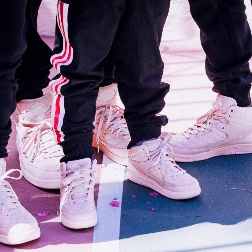 Kids Air Jordan 2 Retro Just Don GG