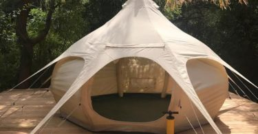 Air Beam Bud Inflatable Glamping Tent