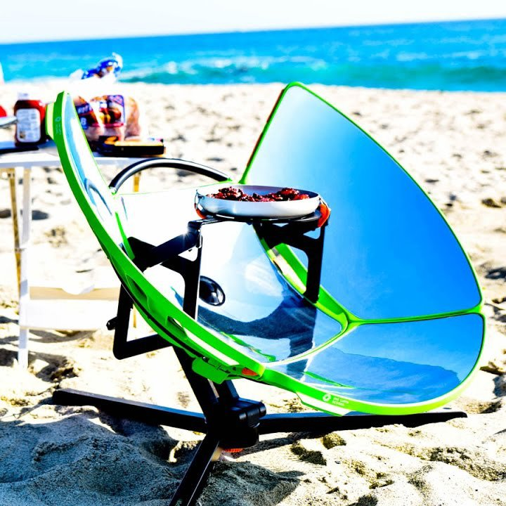 SolSource Sport Solar Grill