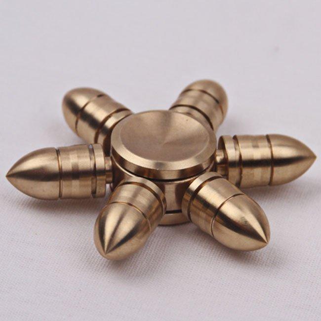 DIY Bullet Fidget Spinner