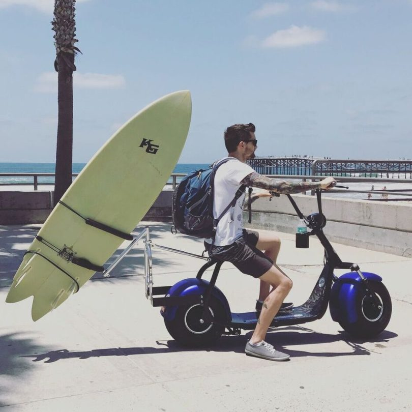 Phatty Electric Scooter