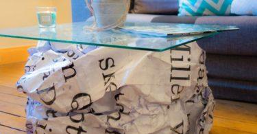 Writers Block Dumas Coffee Table