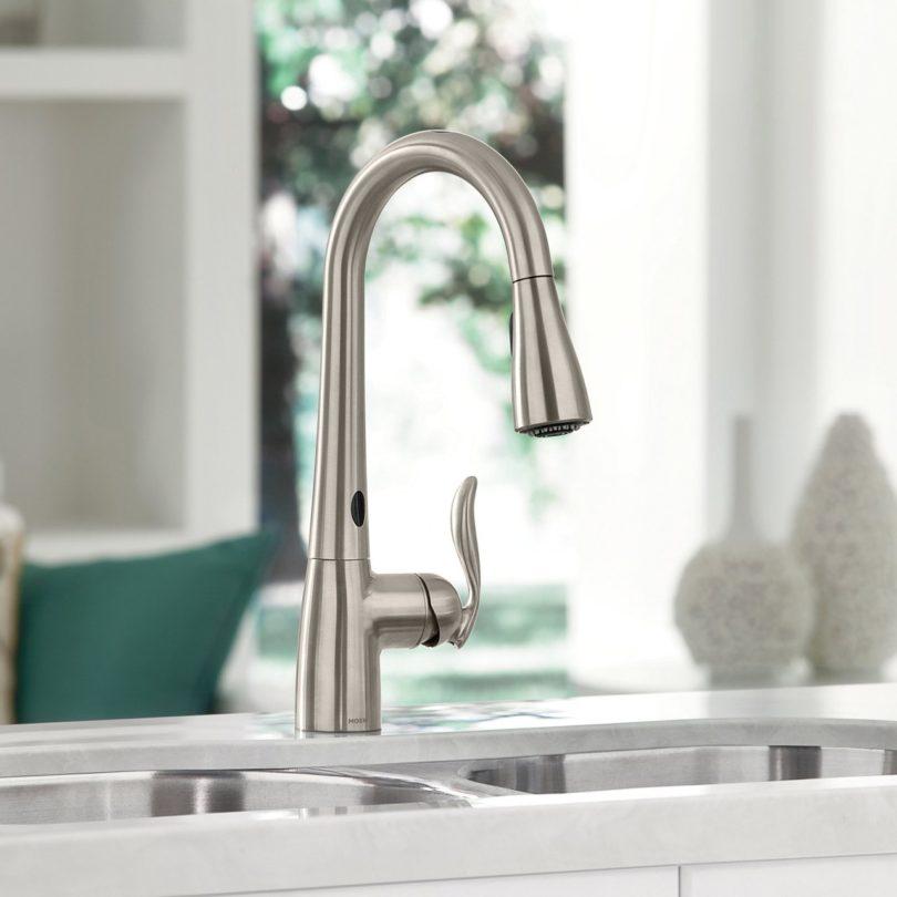 Moen Arbor Motionsense Touchless Faucet