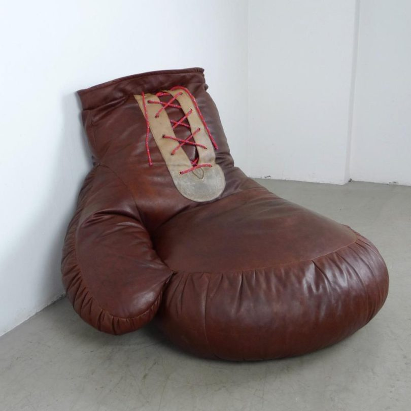 Boxing Glove Seat by Ueli Berger for de Sede