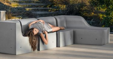 Softcrete Modular Sofa
