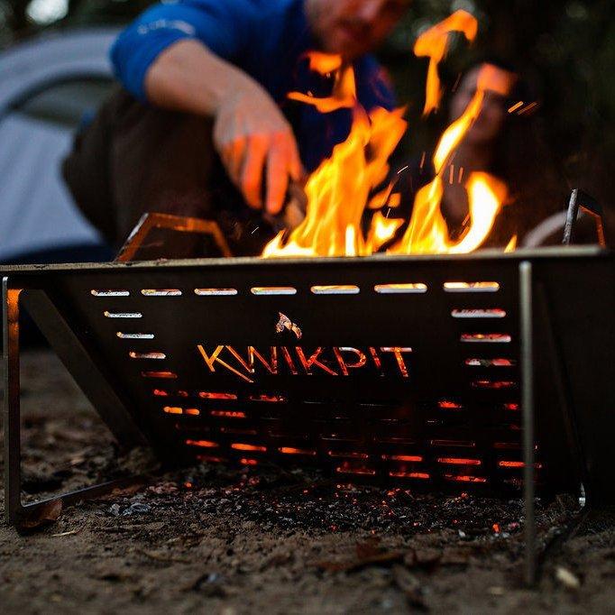 Kwik-Pit Traveler Fire Pit