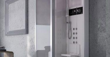 Jacuzzi Frame 120 TB Angular Shower