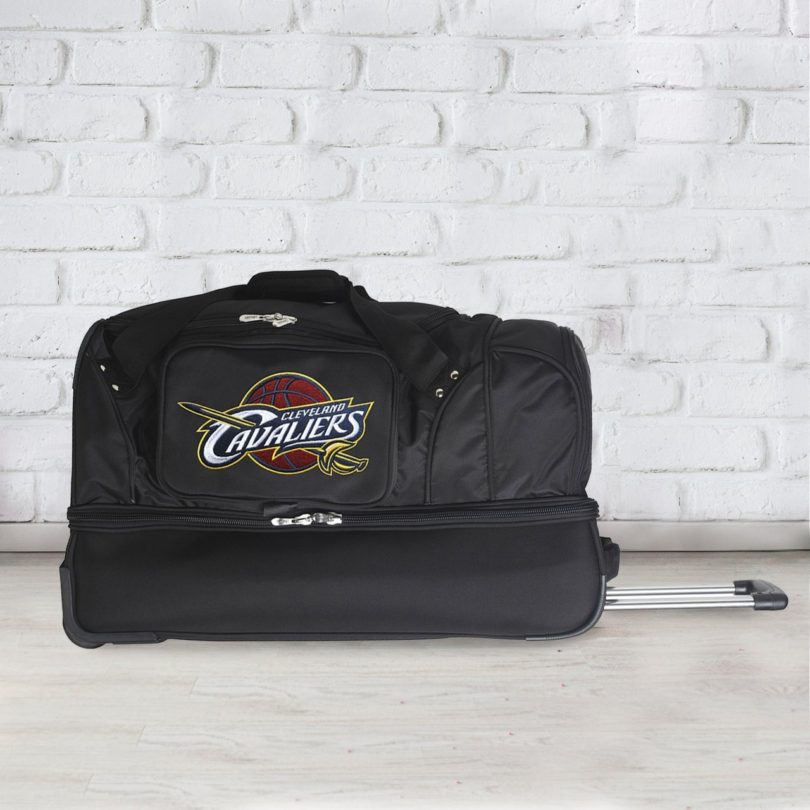 NBA Cleveland Cavaliers Travel Sports Bags