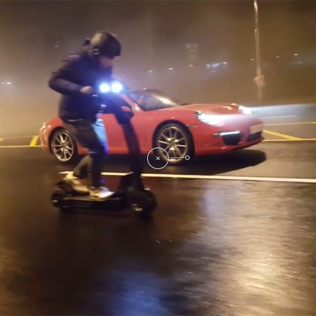 Weped Pro R Electric Racing Scooter