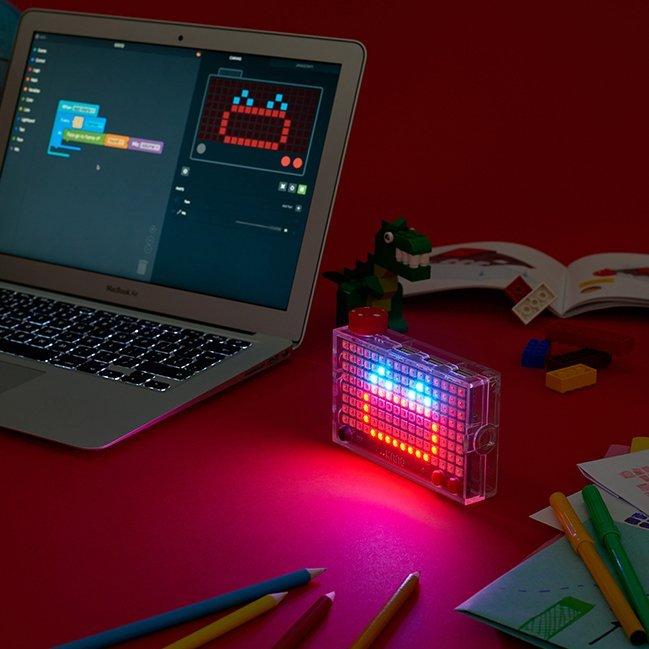 The Pixel Kit Kids Coding Kit
