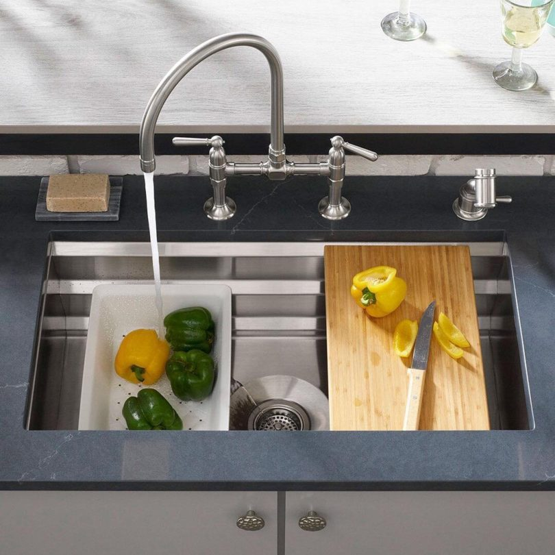 Kohler Prolific Undermount Kitchen Sink