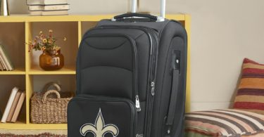 NFL New Orleans Saints Travel Sports Bags