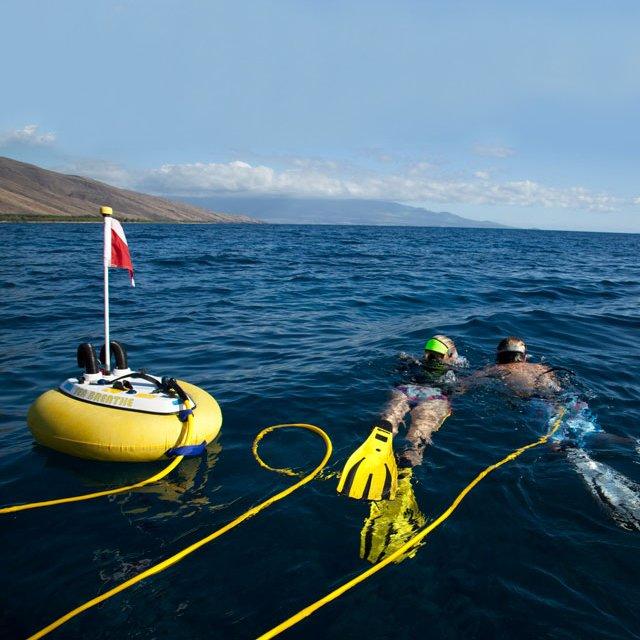 Sea Breathe Electric Snorkel