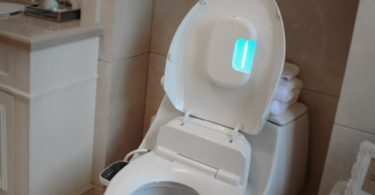 forpow uv toilet sterilizer