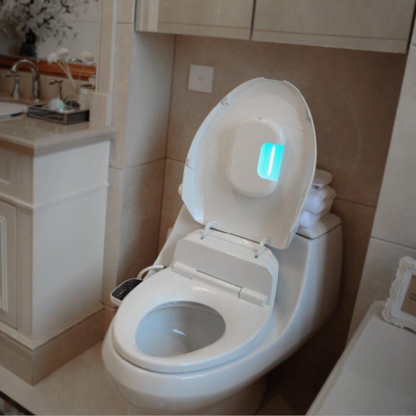 forpow uv toilet sterilizer » Petagadget