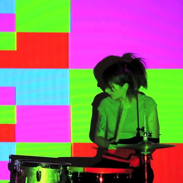 Rhythm Scope Video Synthesizer