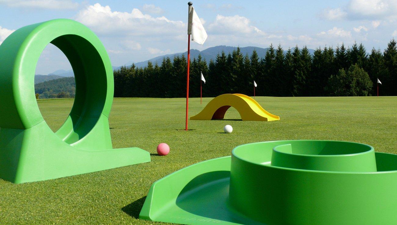 My Mini Golf Set