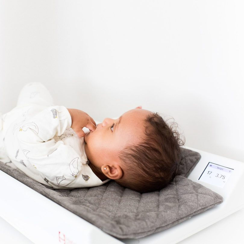 Hatch Baby Smart Changing Pad and WiFi Scale