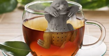 Sloth Tea Leaf Strainer