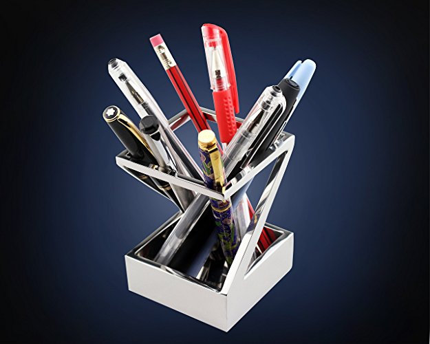 ArtsOnDesk Modern Art Pen and Pencil Holder