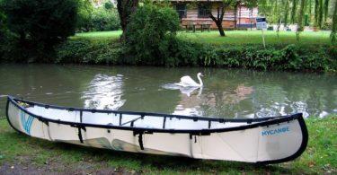 MYCANOE Plus Origami folding portable canoe