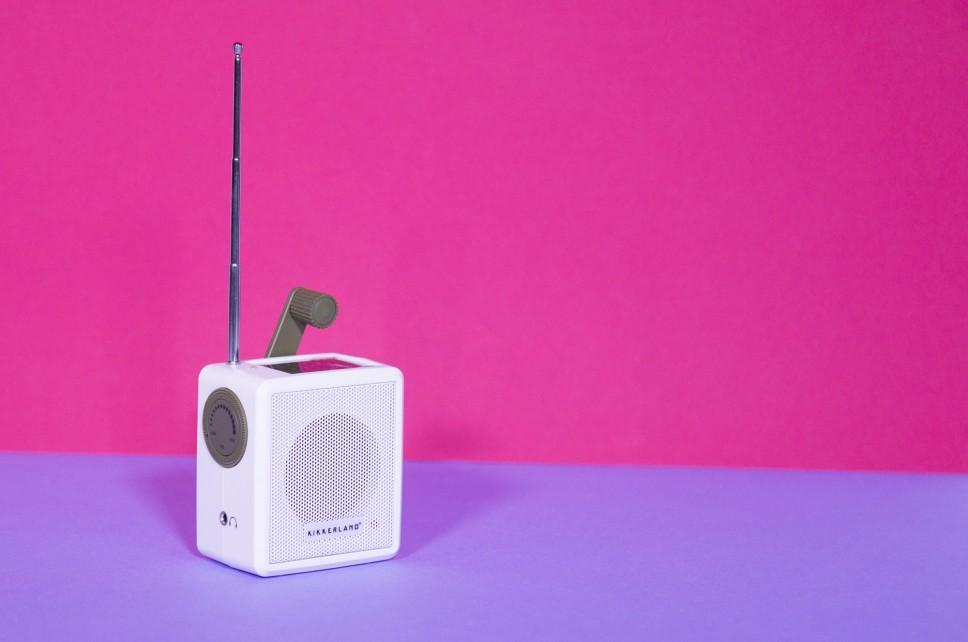 Solar Powered Radio