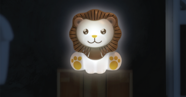 Project Nursery Sound Machine with Nightlight – Lion